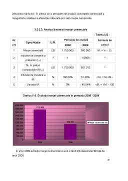 Proiect - Analiza Economico–Financiara a SC Lormar SA