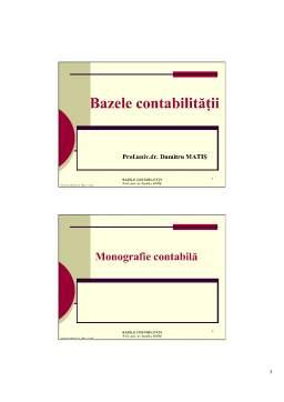 Curs - Bazele Contabilității