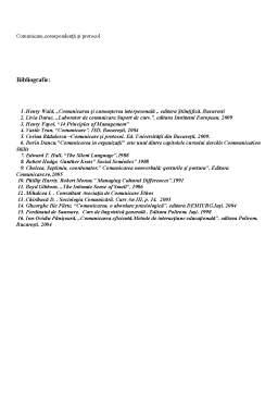 Proiect - Formele Comunicării