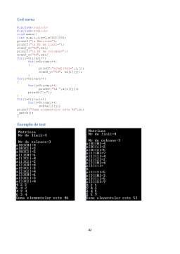 Proiect - Bazele Programarii - Probleme cu Vectori