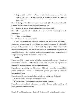 Referat - Dispozitivul de Normalizare a Contabilitații Întreprinderii