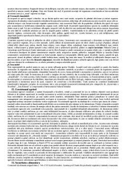 Notiță - Ecologie