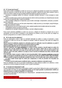Curs - Audit 2010