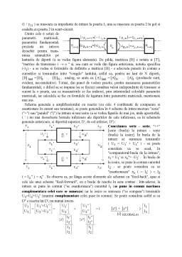 Curs - Dispozitive si Circuite Electronice - Teoria Reactiei Negative - Amplificatoare TRN
