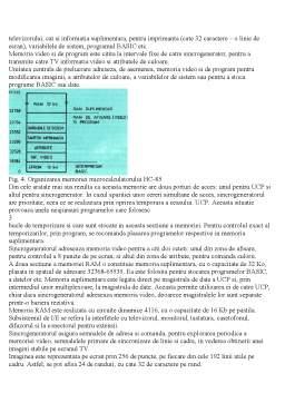 Referat - Microcalculatorul Personal HC-85