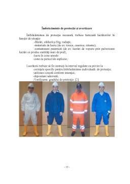 Proiect - Echipamente de Protecție în Domeniul Construcțiilor