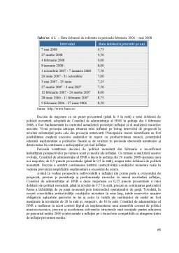 Proiect - Banca Centrala Europeana