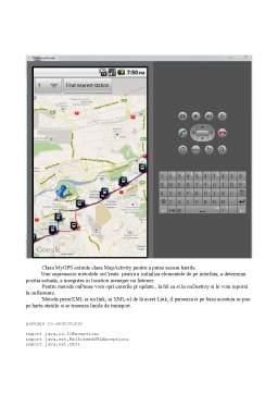 Proiect - Aplicatie Android - Statii Transport