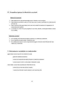 Proiect - Metode si Tehnici de Cercetare in Stiintele Comunicarii