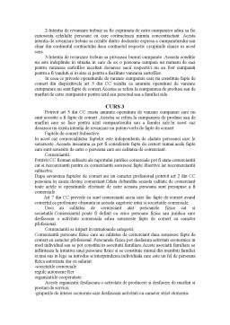 Curs - Notiunea, Obiectul și Dreptul Comercial