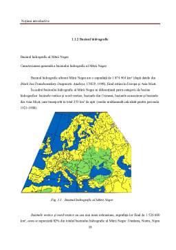 Licență - Aspecte privind Evolutia Calitatii Apei Marii in Zona Mamaia Nord - Constanta cu Ajutorul Multiparametrului PCD 6500