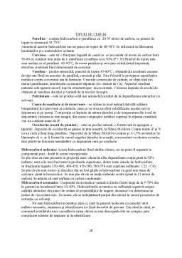 Curs - Proprietati Fizice si Chimice ale Hidrocarburilor din Titei