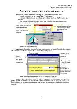Curs - Microsoft Access 97 - Baze de Date