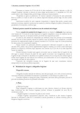 Curs - Colectarea Creantelor Bugetare