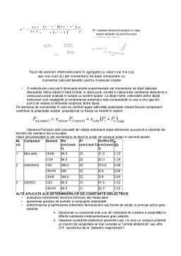 Curs - Proprietatile Electrice ale Moleculelor