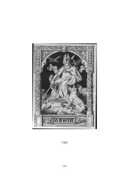 Proiect - Odin Und Balder Zwei Germanische Gotterschicksale
