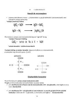 Curs - Biochimie