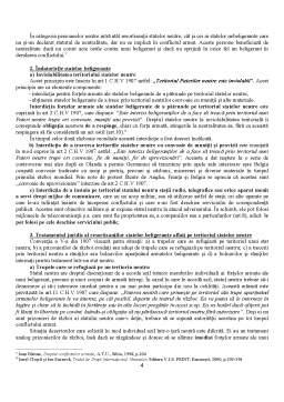 Curs - Beligeranta - Neutralitatea in Timp de Conflict Armat