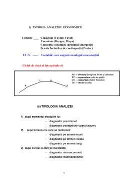 Curs - Bazele Teoretico-Metodologice ale Analizei Economico-Financiare