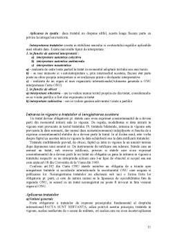 Curs - Dreptul Tratatelor, Organizatiile Internationale