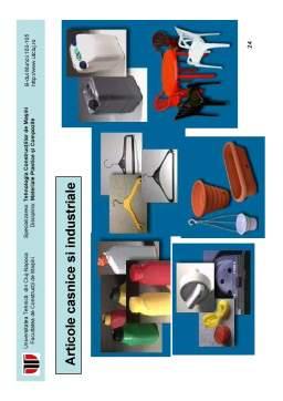 Curs - Proiectarea Componentelor din Plastic