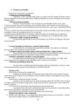 Curs - Constatarea Tehnico-Stiintifica si Expertiza Judiciara