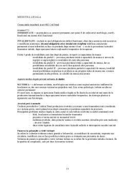Curs - Medicina Legala - Pentru Juristi