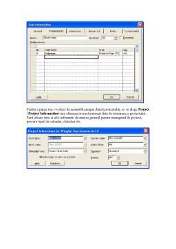Curs - Suport curs Microsoft Project 2003