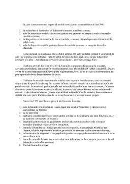 Curs - Regimuri Matrimoniale Admise de Noul Cod Civil