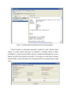 Proiect - Arhitectura Software pentru Data Mining