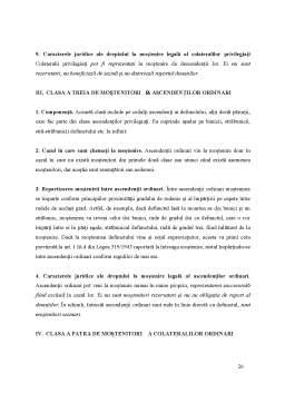 Curs - Drept Civil Succesiuni și Testamente