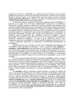 Curs - Standardele Internaționale de Raportare Financiară în Contextul Procesului de Armonizare Contabilă