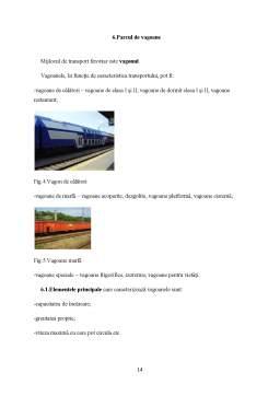 Proiect - Transportul Feroviar