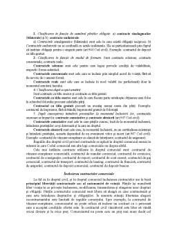 Curs - Drept Comercial - Contracte