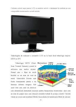 Proiect - Caracteristici Generale - Monitorul