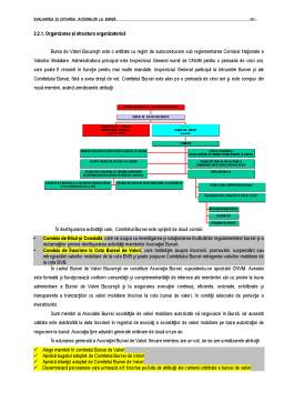 Licență - Evaluarea și Cotarea Acțiunilor la Bursă