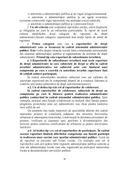 Curs - Drept Administrativ - Varianta Intermediara
