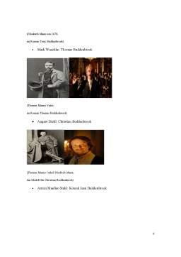 Referat - Buddenbrooks - Verfall Einer Familie - Ein Roman, Vier Verfilmungen