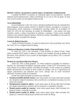 Curs - Grafica Asistata - AutoCAD 2000