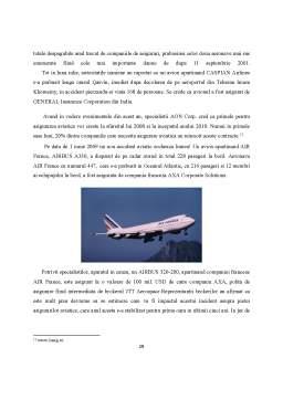 Proiect - Asigurări de Aviație