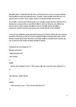 Proiect - Programare Orientata pe Obiect