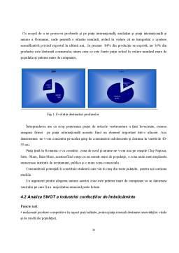 Proiect - Achizitionarea unei Linii noi pentru Producerea de Confectii Vestimentare SC Modam SRL