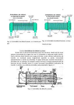 Proiect - Dimensionarea unui Schimbător de Căldura Folosit la Incălzirea unui Debit de Amestec Benzen - Toluen