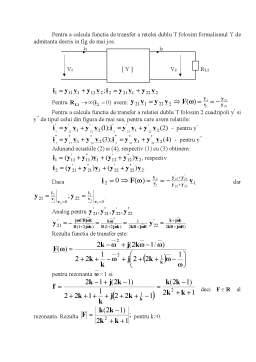 Proiect - Generatorul de Semnal de Audiofrecvență
