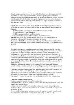 Referat - Microbiologie Generala