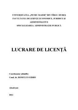 Licență - Conflictele Colective de Muncă