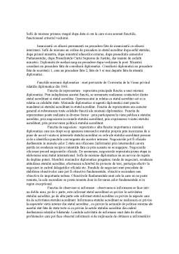 Curs - Drept Diplomatic și Consular