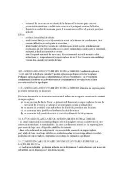 Notiță - Drept Penal