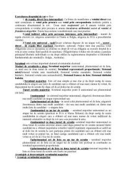 Curs - Constitutional - Note de Curs