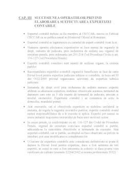 Curs - Expertiza Contabila Atribut Al Profesiei Contabile Libere
